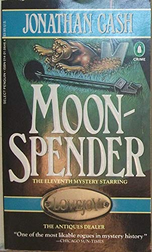 Moonspender: A Lovejoy Novel (Lovejoy Mystery): Gash, Jonathan