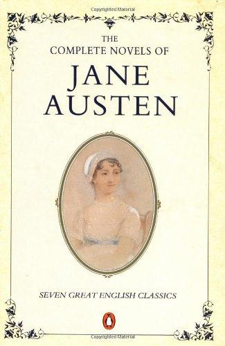 9780140106497: The Complete Novels of Jane Austen