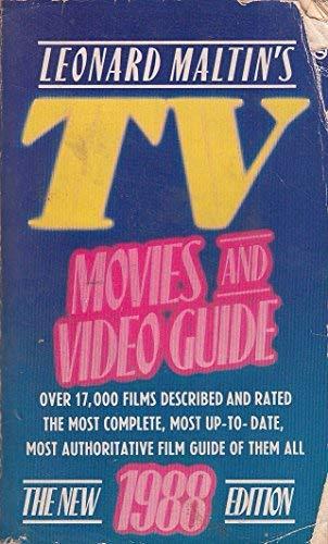 Leonard Maltin's Tv Movies & Video Guide: unknown