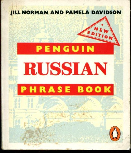 9780140107111: Russian Phrase Book (Phrase books)