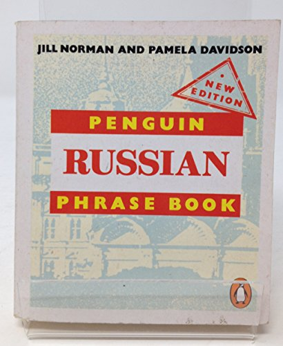 Russian Phrase Book: New Edition (Phrase Book,: Norman, Jill, Davidson,