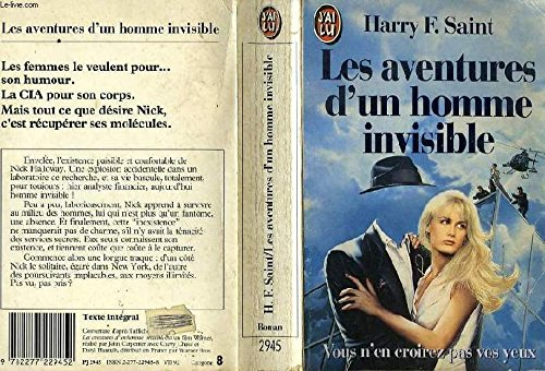 9780140107227: Memoirs of an Invisible Man