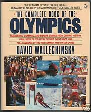 9780140107715: Complete Book of the Olympics 1988