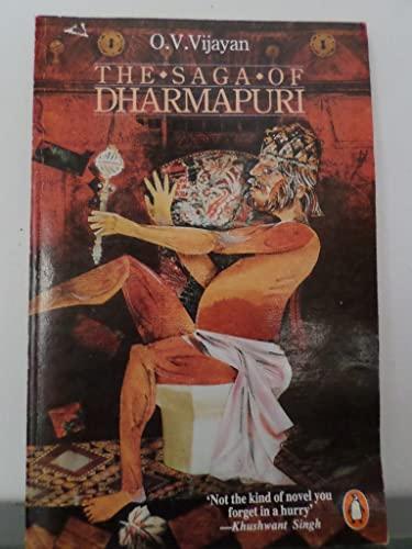 9780140107876: The Saga of Dharmapuri