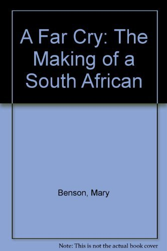 9780140108583: A Far Cry: The Making of a South African