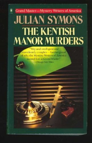 9780140108729: The Kentish Manor Murders (Penguin Crime Fiction)