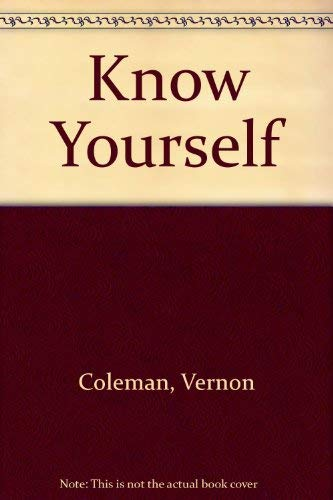 9780140108774: Know Yourself