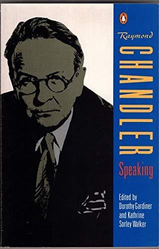 9780140108781: Raymond Chandler Speaking (Penguin non-fiction)