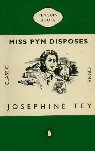 9780140108873: Miss Pym Disposes (Classic Crime)