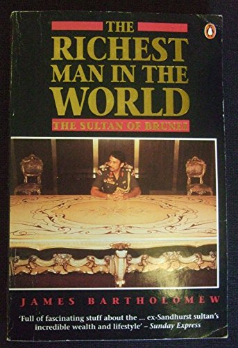 9780140108903: The Richest Man in the World: Sultan of Brunei