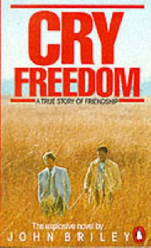 9780140108910: Cry, Freedom: A Story of Friendship (English and Spanish Edition)