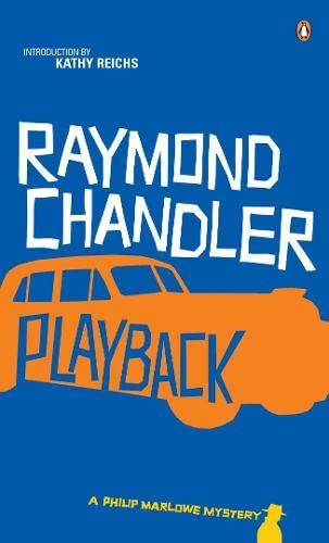 9780140108972: Playback (Phillip Marlowe)