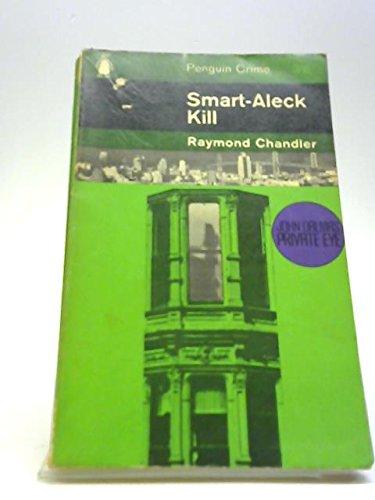 9780140108989: Smart-Aleck kill