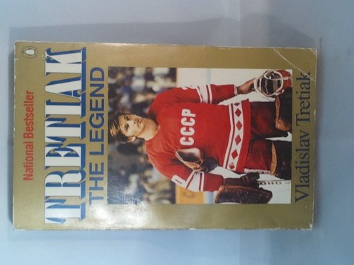 9780140109184: Tretiak : The Legend