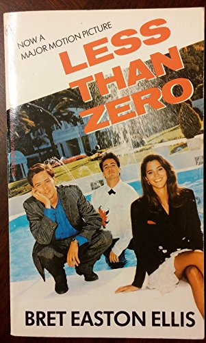 9780140109276: Less than Zero: Tie In Edition