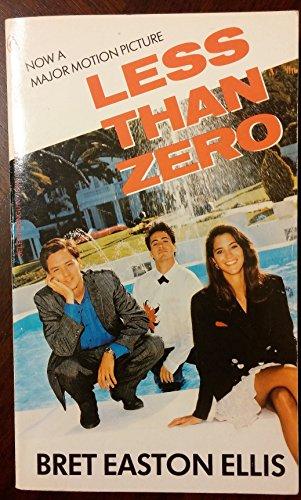 9780140109276: Less than Zero: Tie In Edition