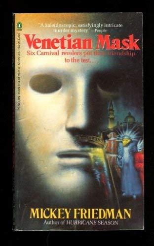 9780140109719: Venetian Mask (Penguin Crime Monthly)