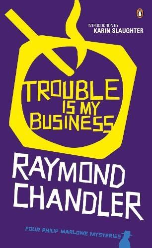 9780140109801: Trouble is My Business