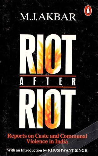 9780140110265: Riot After Riot (India)