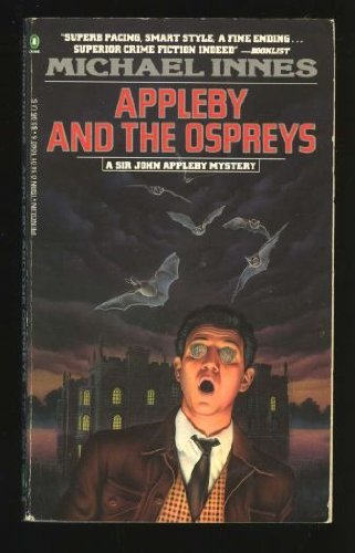 9780140110920: Appleby and the Ospreys (Crime, Penguin)