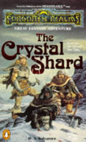 9780140111378: The Crystal Shard (Forgotten Realms)