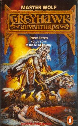 9780140111392: Master Wolf: Bk. 1 (TSR Fantasy)
