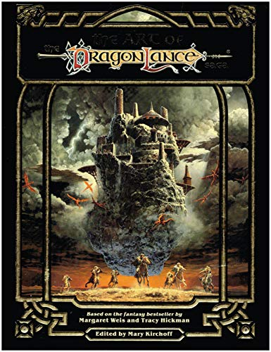 9780140111422: Art of the Dragonlance Saga (TSR Fantasy)