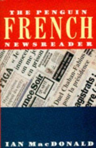 9780140112238: The Penguin French Newsreader