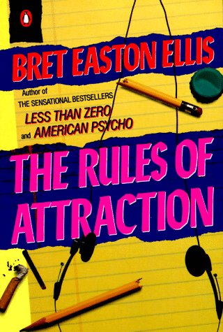 9780140112283: The Rules of Attraction (Contemporary American Fiction)