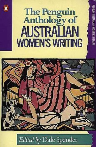 9780140112375: The Penguin Anthology of Australian Women's Writing (Penguin Australian women's library)