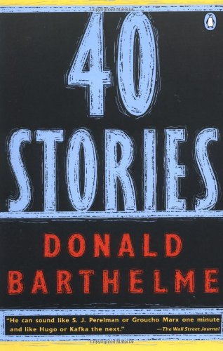 9780140112450: Forty Stories (Contemporary American Fiction)