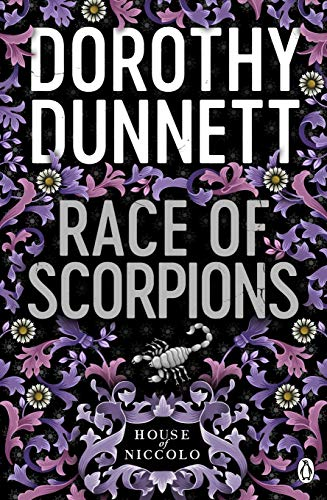 9780140112658: Race Of Scorpions: The House of Noccolo, Vol. 3 (The House of Niccolo)