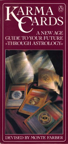 9780140112719: Karma Cards: A New Age Guide to Your Future Through Astrology
