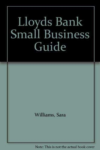 9780140113174: Lloyds Bank Small Business Guide