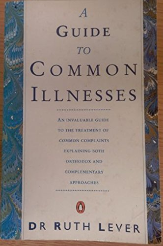 9780140113334: A Guide to Common Illnesses (Penguin health care & fitness)