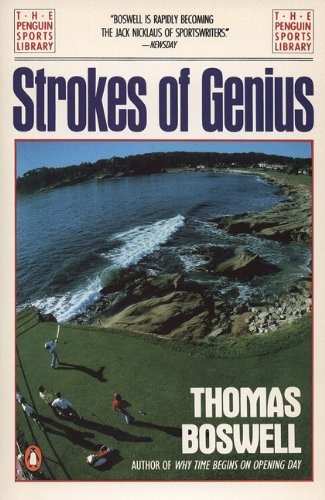 9780140113686: Strokes of Genius (Penguin Sports Library)