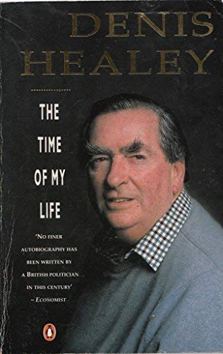 Time Of My Life (0140113703) by Denis Healey