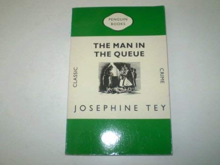 9780140113792: The Man in the Queue (Classic Crime)