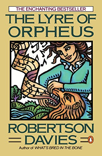 9780140114331: The Lyre of Orpheus (Cornish Trilogy)