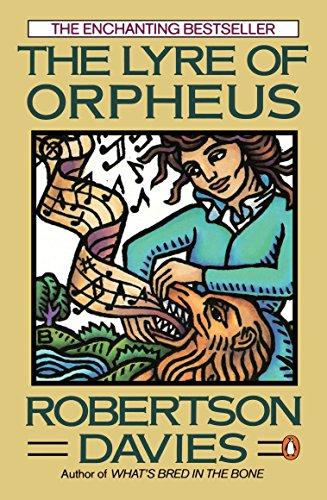 9780140114331: The Lyre of Orpheus (Cornish Trilogy)