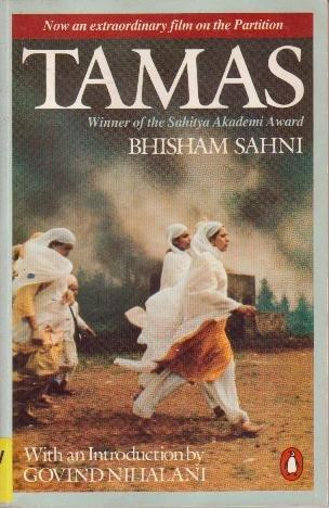 9780140114775: Tamas: Winner of the Sahitya Award