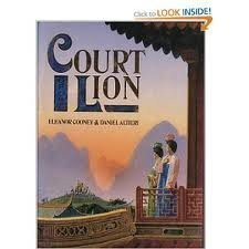 9780140115420: Court of the Lion