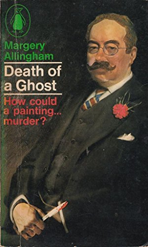9780140115529: Death of a Ghost