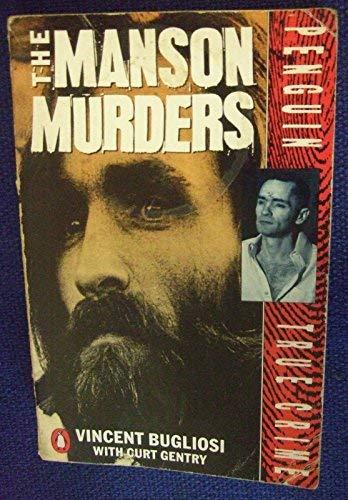 9780140115550: The Manson Murders (True Crime)