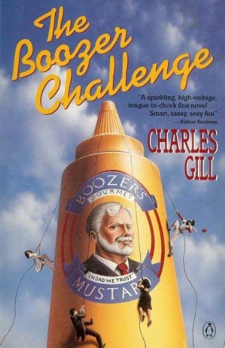 9780140115819: The Boozer Challenge