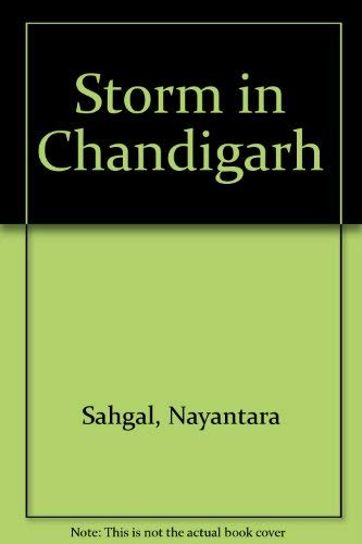 9780140116045: Storm in Chandigarh