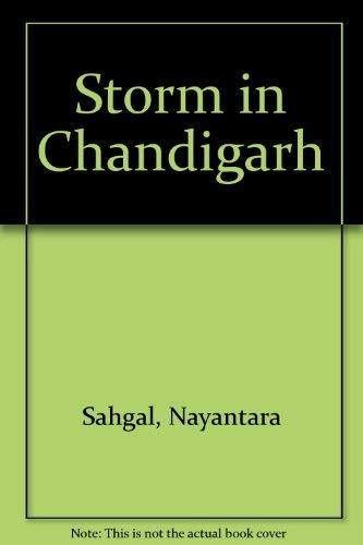 9780140116045: Storm in Chandigarh