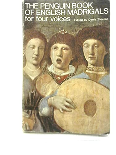 The Penguin Book of English Madrigals For