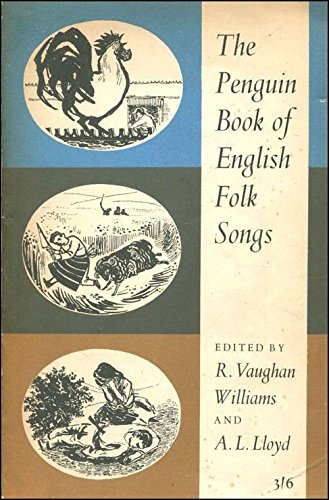 9780140116359: The Penguin Book of English Folk Songs