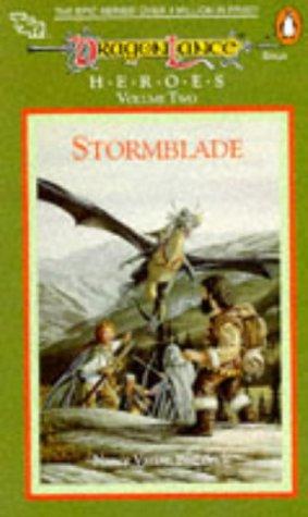 9780140116489: Dragonlance Saga Heroes: Stormblade v. 2 (TSR Fantasy)